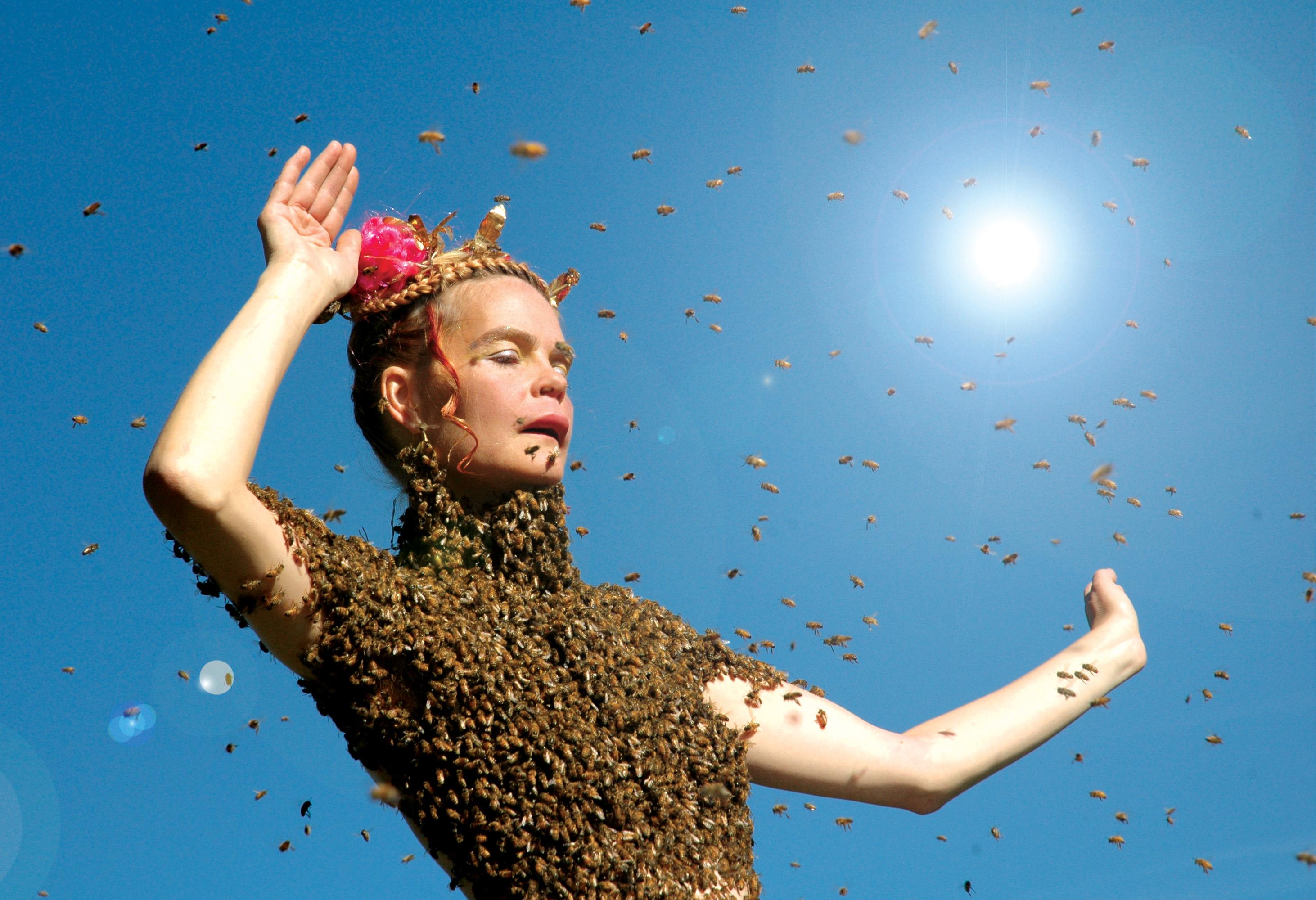 teresa montesarchio cittadelmonte sara mapelli danza con le api bee queen