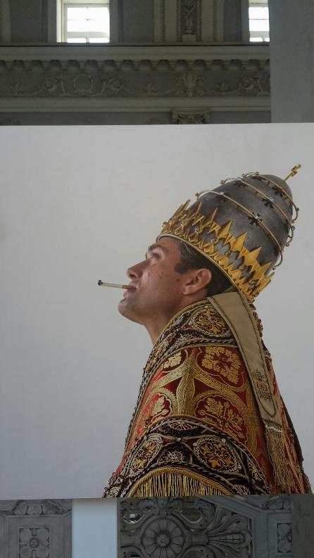 Lenny Belardo alias Pio XIII