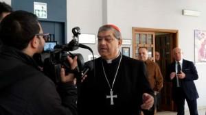 Card. Crescenzio Sepe, arcivescovo metropolita di Napoli