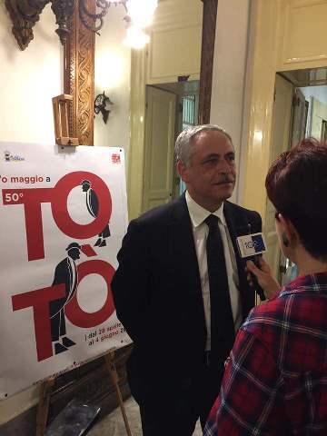Nino Daniele, assessore alla cultura