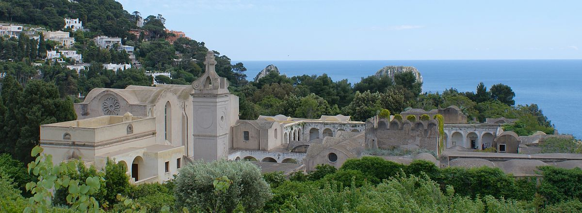 Certosa di San Giacomo - Capri (NA)