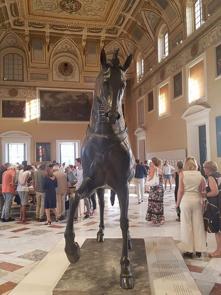Il cavallo Mazzocchi