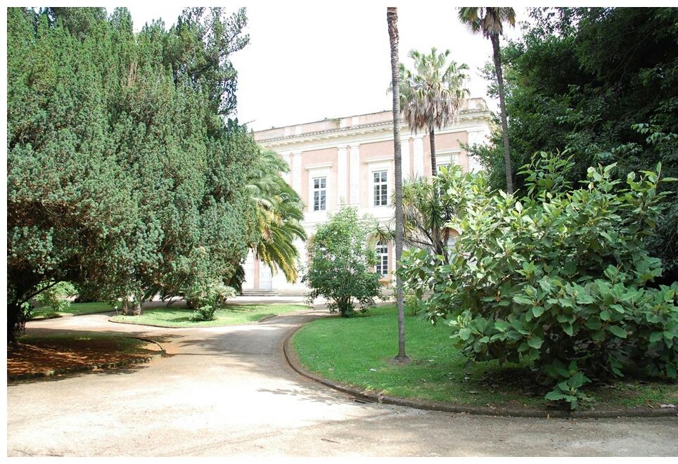 Reggia di Caserta - Casa del Giardiniere