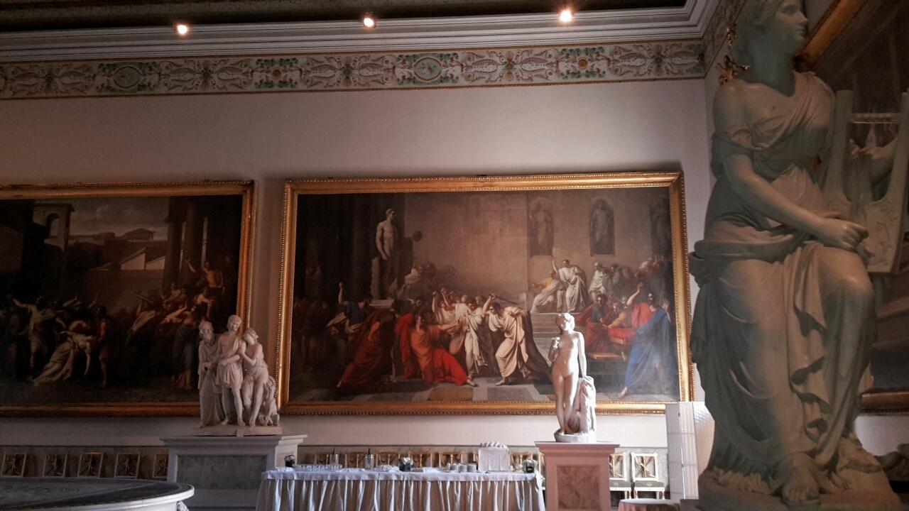 Museo di Capodimonte (interni)