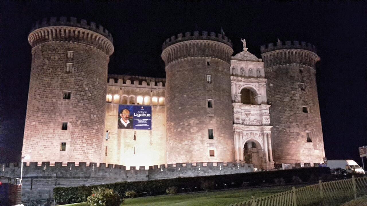 Maschio angioino - Napoli