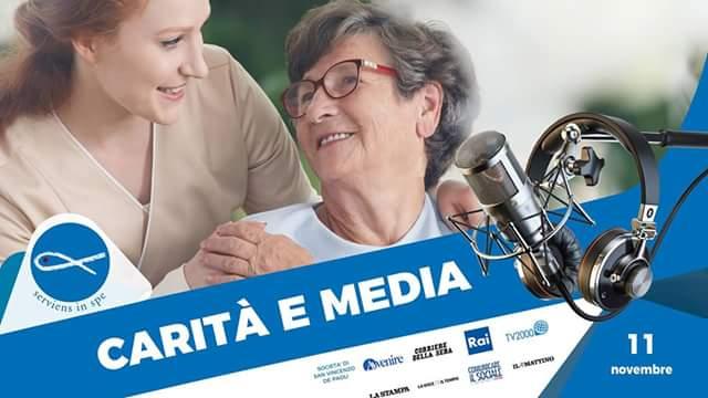 Carità e Media (locandina)