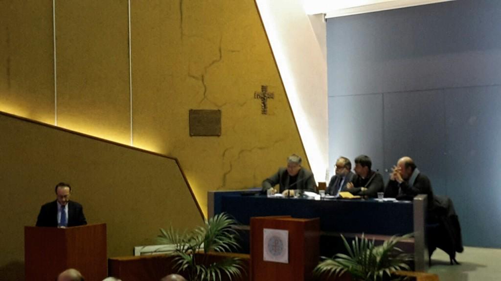 Pontificia Facoltà Teologica dell'Italia Meridionale - Aula Magna - Sezione San Tommaso