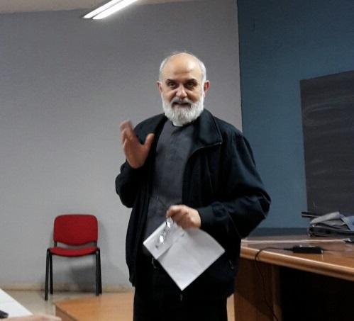 Monsignor Gaetano Castello