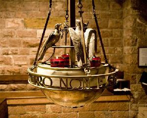 La Lampada del Santo Patrono d'Italia