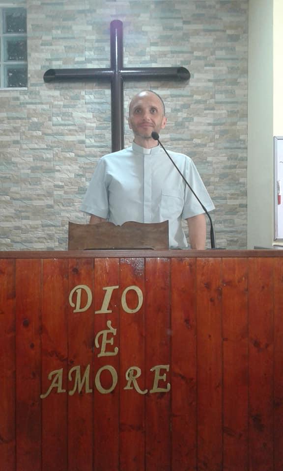 Don Enzo Lionetti, coordinatore della commissione ecumenica diocesana