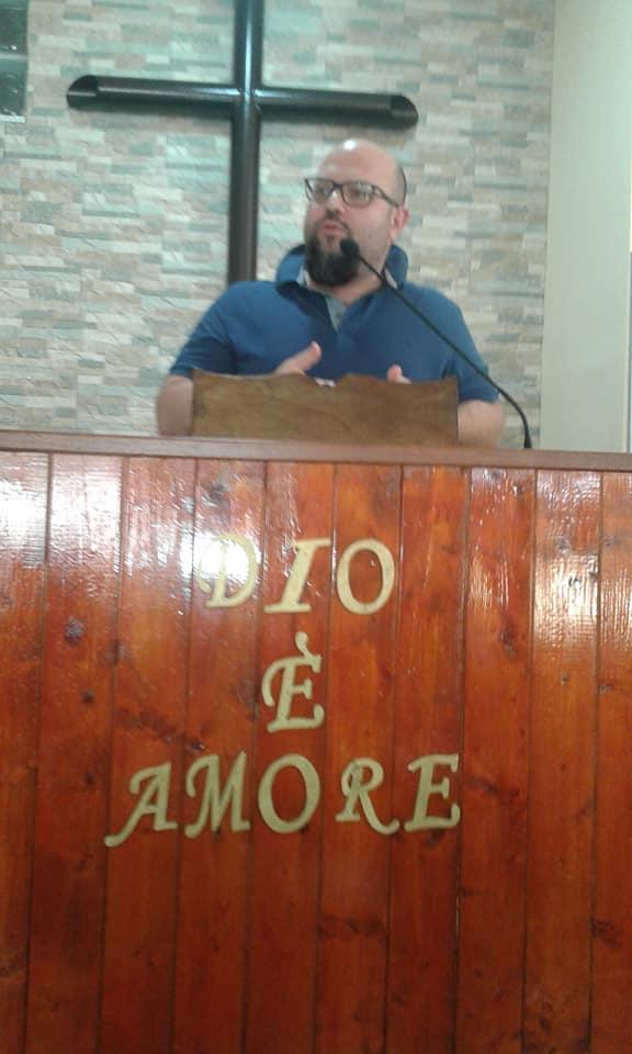 Michele Giustiniano, esperto di teologia ecumenica e dialogo interreligioso