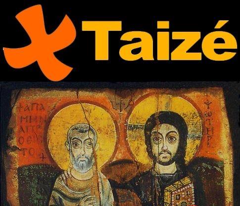 Icona dell'amicizia, divenuta uno dei simboli della spiritualità di Taizè