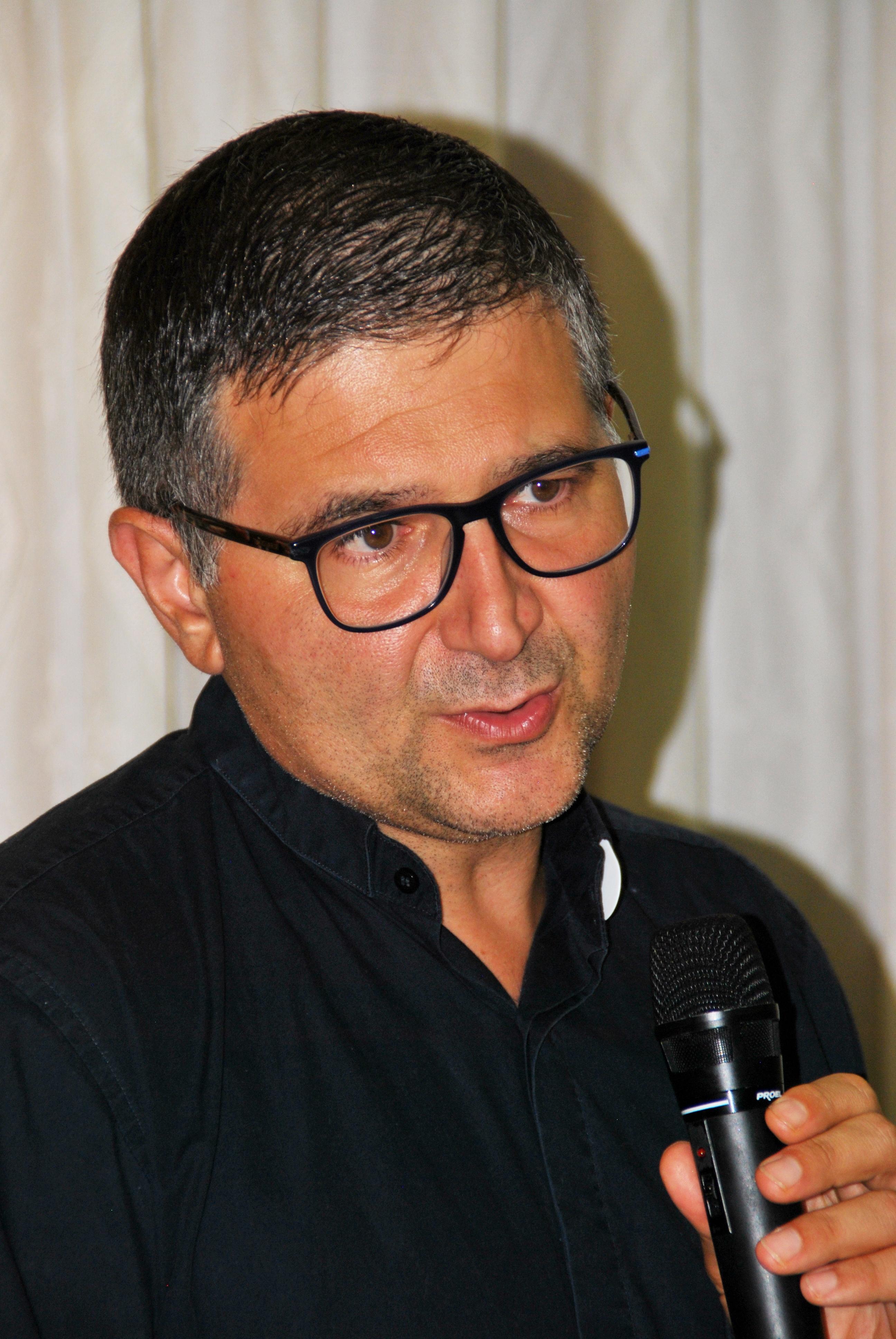Padre Edoardo Scognamiglio (foto gentilmente concessa da Silvio Cossa)